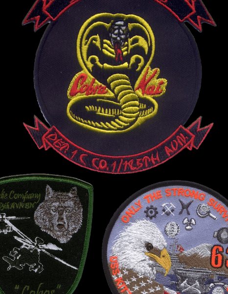 Samples patch images